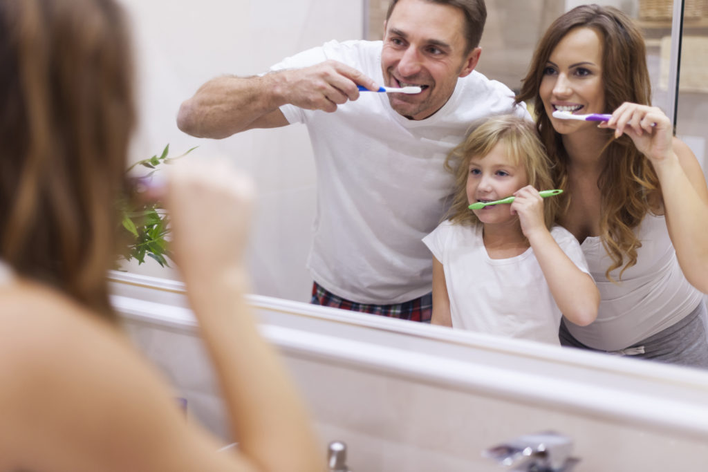 Keeping your teeth in good condition